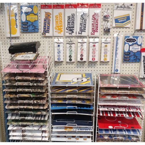 Scrapbook Supplies